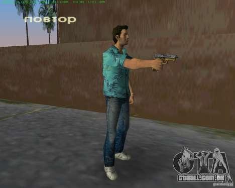 USP-45 em um deserto a morrer de para GTA Vice City