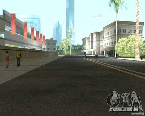 Novas texturas de VC GTA United para GTA San Andreas terceira tela