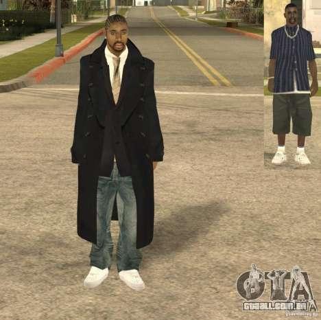 Casual Man para GTA San Andreas segunda tela