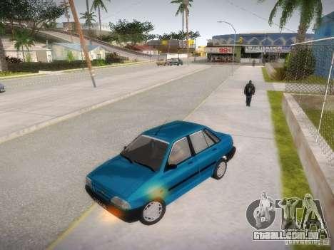 Kia Pride 131 para GTA San Andreas