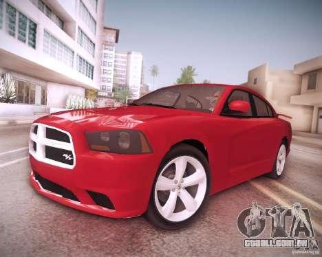 Dodge Charger 2011 v.2.0 para GTA San Andreas