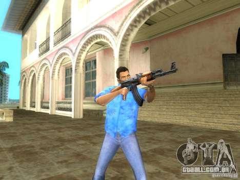 New Reality Gameplay para GTA Vice City décimo tela