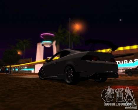 Enb series by LeRxaR para GTA San Andreas sétima tela