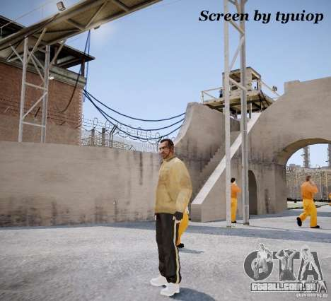 Prison Break Mod para GTA 4