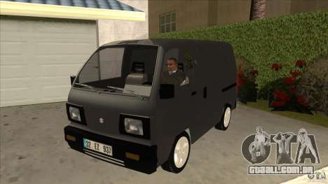 Suzuki Carry Blind Van 1.3 1998 para GTA San Andreas
