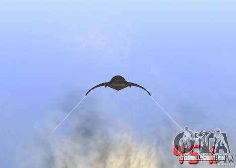 Velocímetro digital para GTA San Andreas segunda tela