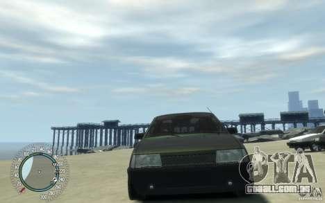 VAZ 21099 Duplet para GTA 4 vista direita