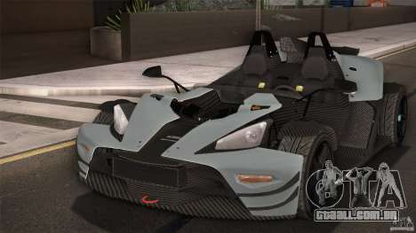 KTM-X-Bow para o motor de GTA San Andreas