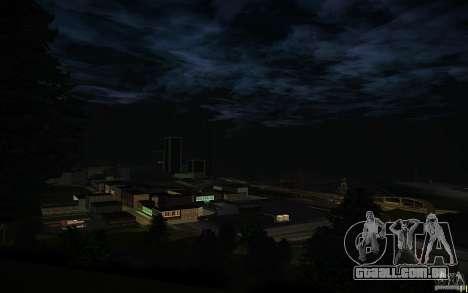 Timecyc para GTA San Andreas twelth tela