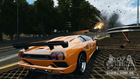 CarRocket para GTA 4 segundo screenshot
