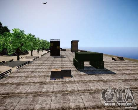 LC Crash Test Center para GTA 4 sexto tela