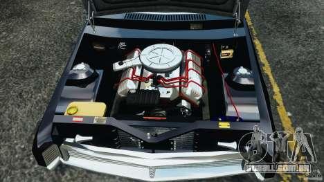 Buick Riviera 1966 v1.0 para GTA 4 vista inferior