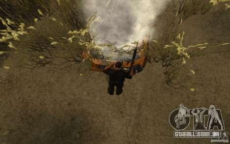 Fix Auto como no Mafia 2 (v 1.2) para GTA San Andreas segunda tela