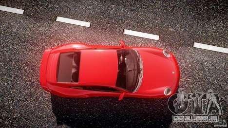 Porsche 911 Turbo V3 (final) para GTA 4 vista lateral