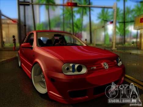 Volkswagen Golf Street para GTA San Andreas