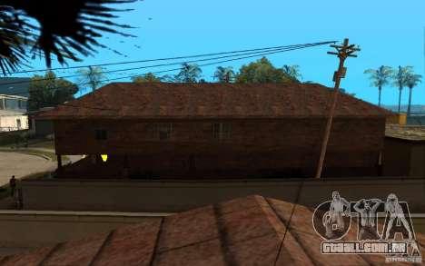 S.T.A.L.K.E.R House para GTA San Andreas terceira tela