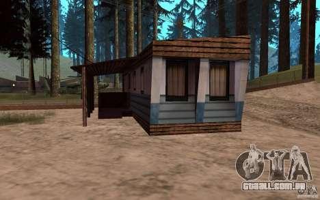 Nova cidade de reboque para GTA San Andreas terceira tela