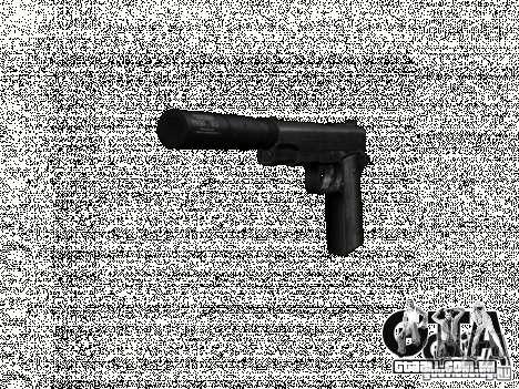 New Weapons Pack para GTA San Andreas décima primeira imagem de tela
