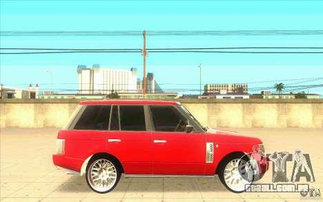 Arfy Wheel Pack 2 para GTA San Andreas segunda tela