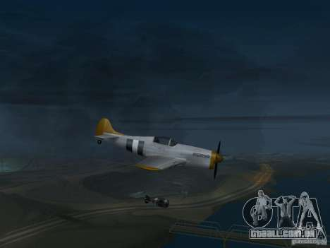 Bombas para os aviões para GTA San Andreas