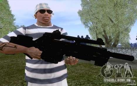 Braços de F.E.A.R. para GTA San Andreas sexta tela