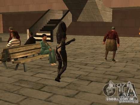 Girls from ME 3 para GTA San Andreas sétima tela