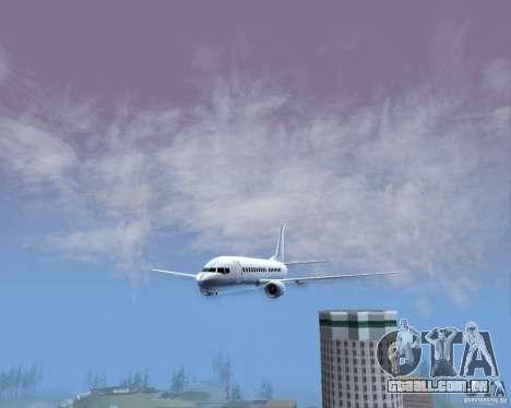 ENBSeries para PC fraco para GTA San Andreas quinto tela