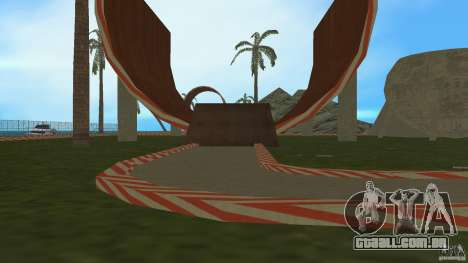Bobeckas Park para GTA Vice City terceira tela