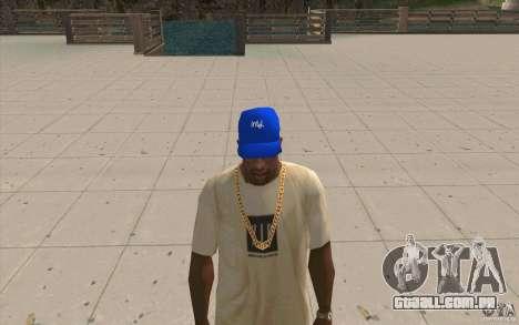 Intel Cap para GTA San Andreas segunda tela