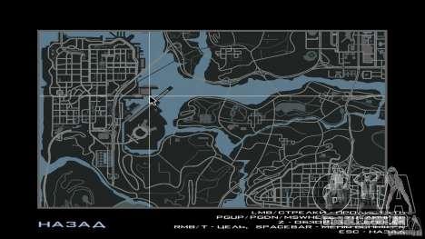 HUD by Neo40131 para GTA San Andreas sexta tela