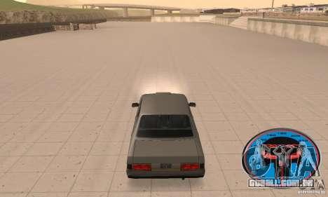 Speedo Skinpack SKULL para GTA San Andreas segunda tela