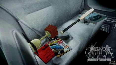Nissan 240sx Toyo Kawabata para GTA 4 vista de volta