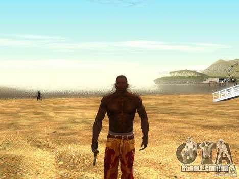Os gritos das gaivotas na praia para GTA San Andreas