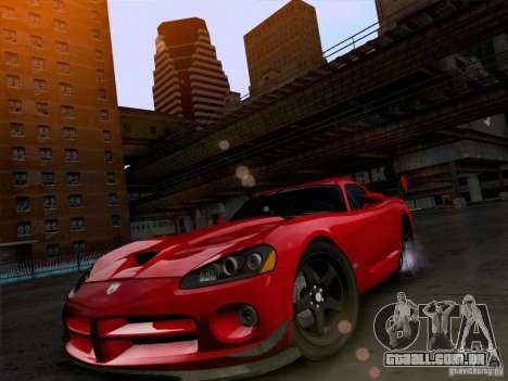 Realistic Graphics HD 3.0 para GTA San Andreas
