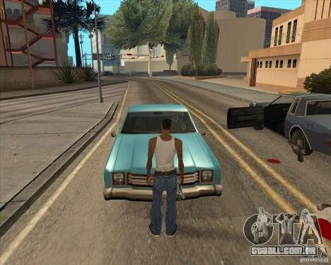 Drivers de saiam do carro para GTA San Andreas