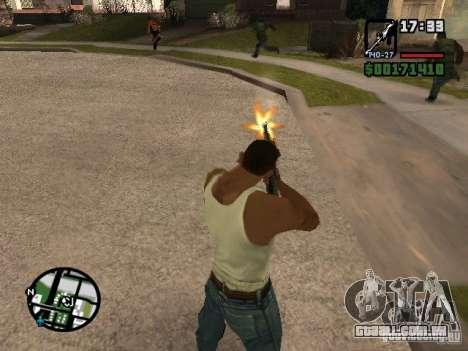 ID de CS 1.6 para GTA San Andreas segunda tela