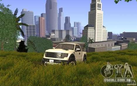 Ford F150 SVT RapTor para GTA San Andreas