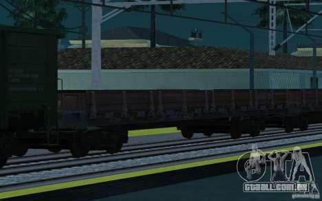 FERROVIÁRIA mod II para GTA San Andreas décima primeira imagem de tela