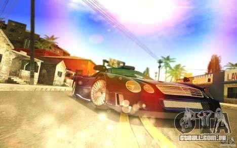 SA Illusion-S V2.0 para GTA San Andreas segunda tela