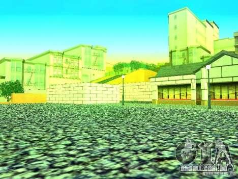 Nova loja de textura SupaSave para GTA San Andreas segunda tela