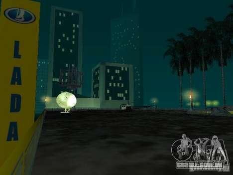 Novo showroom em San Fierro para GTA San Andreas oitavo tela
