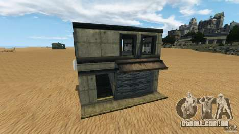 Deserto de Gobi para GTA 4 segundo screenshot