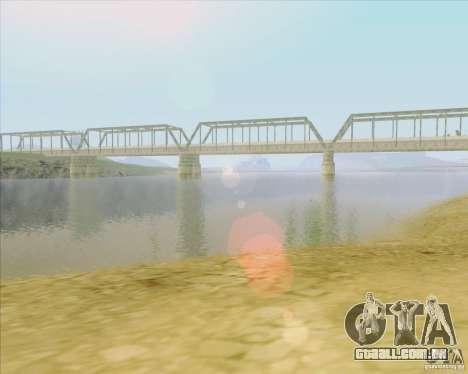 New Playable ENB Series para GTA San Andreas nono tela