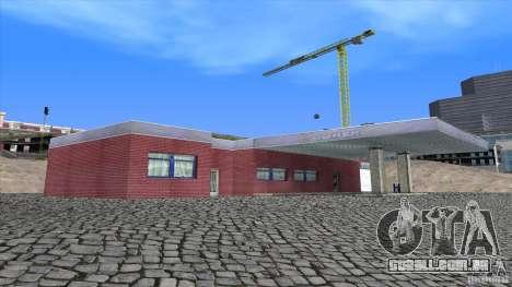 Novas texturas de casas e garagens para GTA San Andreas sexta tela