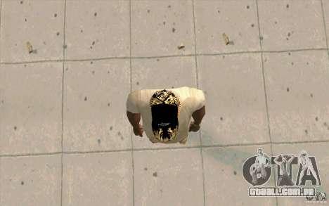 Jaguar Cap para GTA San Andreas terceira tela