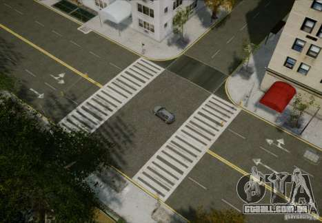 HD Roads para GTA 4 terceira tela