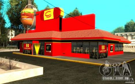 Pumper Nic Mod para GTA San Andreas