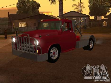 Dodge Towtruck para GTA San Andreas