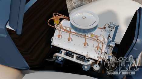 Ford Farmtruck MF 1932 para GTA 4 vista de volta