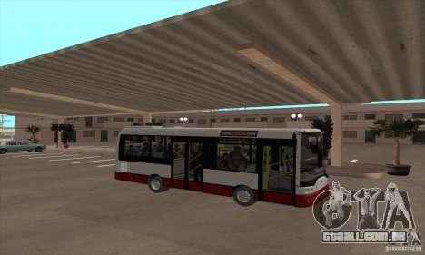 Bus Open Components V3.0 para GTA San Andreas segunda tela